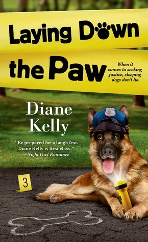 Laying Down the Paw (Paw Enforcement, #3)