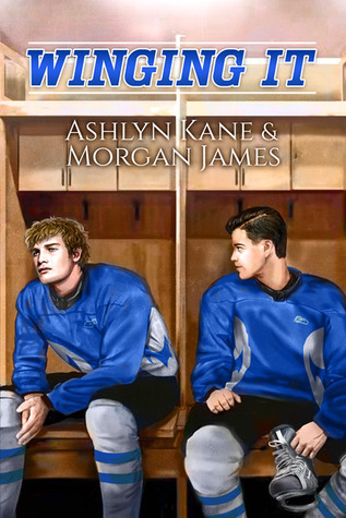 Theme Week Review - Sports: Winging It by Ashlyn Kane and Morgan James