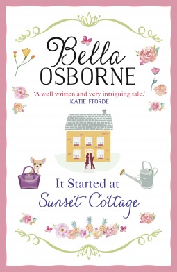 It Started at Sunset Cottage by Bella Osborne