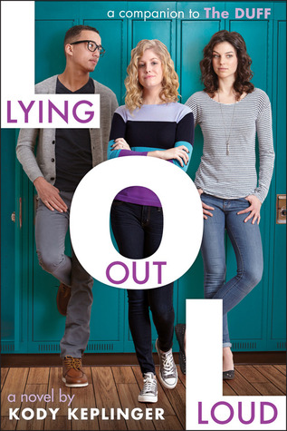 {Review} Lying Out Loud by Kody Keplinger