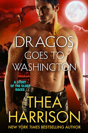 Dragos Goes to Washington (Elder Races, #8.5)