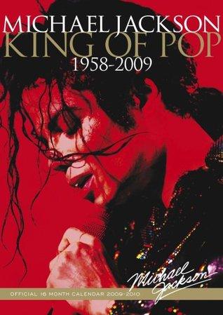 Official Michael Jackson 2010 Calendar NOT A BOOK