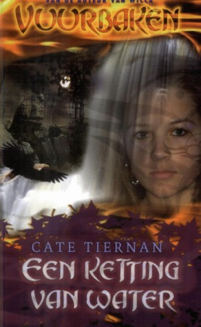 Een ketting van water (Vuurbaken #4) – Cate Tiernan