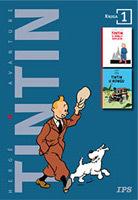 Tintin avanture, knjiga 1: Tintin u zemlji Sovjeta / Tintin u Kongu Hergé