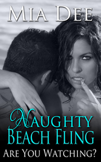 Get Naughty Beach Fling by Mia Dee for 99¢!