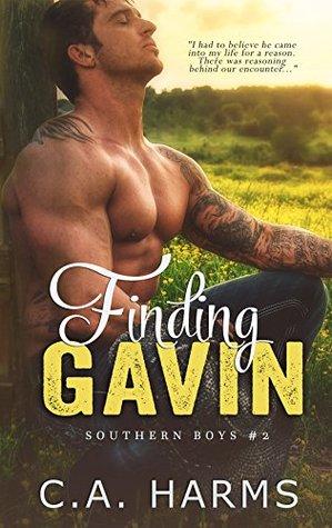 Finding Gavin (Southern Boys, #2)
