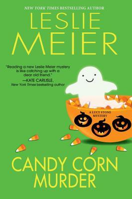 Candy Corn Murder (Lucy Stone Mystery, #22)