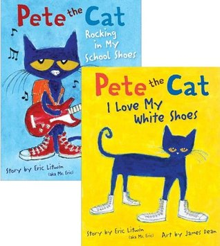 Pete The Cat Rocking My White Shoes