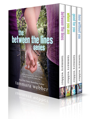 The Complete Series (Between the Lines #1-4) - Tammara Webber