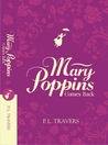 Mary Poppins Comes Back (Mary Poppins, #2)