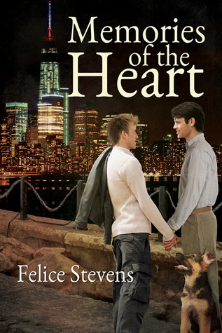 Book Review:  Memories of the Heart by Felice Stevens
