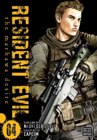 Resident Evil, Vol. 4: The Marhawa Desire