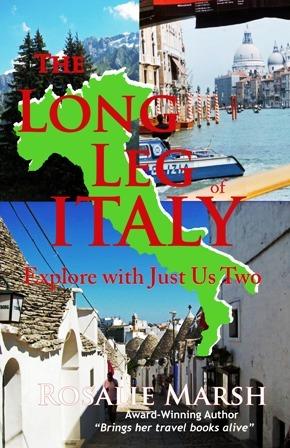 The Long Leg of Italy by Rosalie Marsh