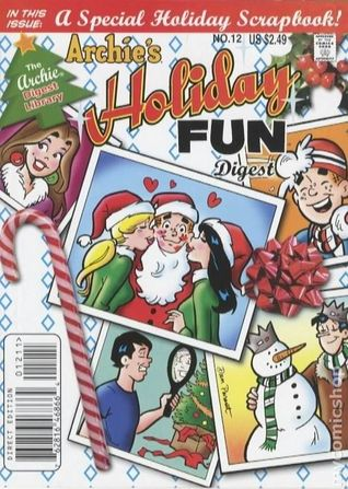 Archies Holiday Fun Digest #12  by  Archie Comics