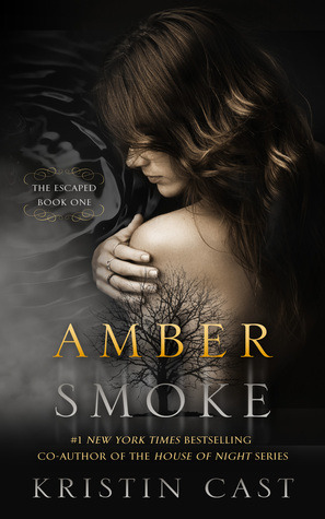 Book Review: Kristin Cast's Amber Smoke