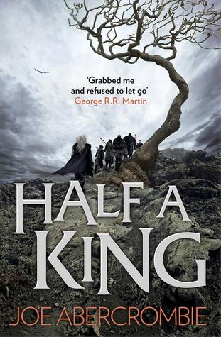 Half a King (Shattered Sea #1)