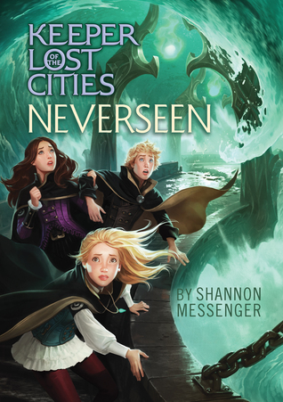 Neverseen Cover
