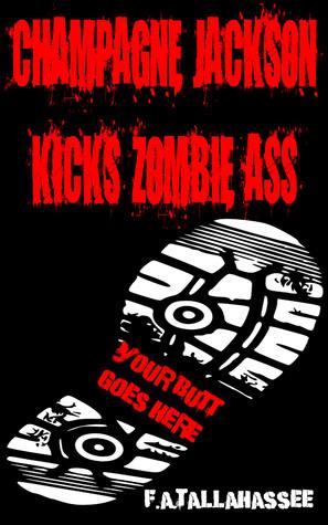 Champagen Jackson Kicks Zombie Ass