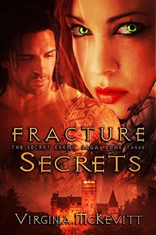 Fracture The Secret Enemy Saga book three Secrets
