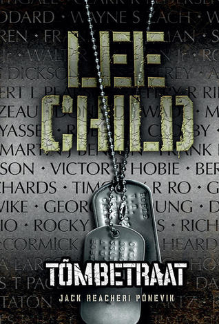 Tõmbetraat by Lee Child