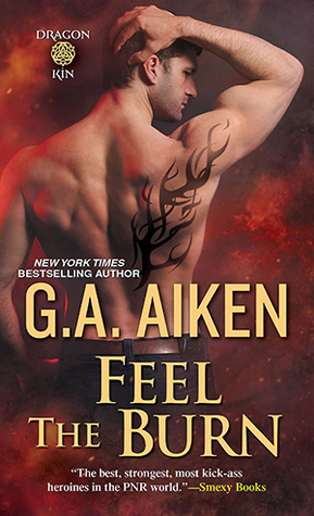 Book Review: Feel the Burn by G.A. Aiken