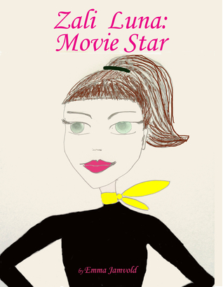 Zali Luna: Movie Star Book Cover