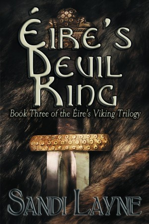 Éire's Devil King (Éire's Viking,#3)