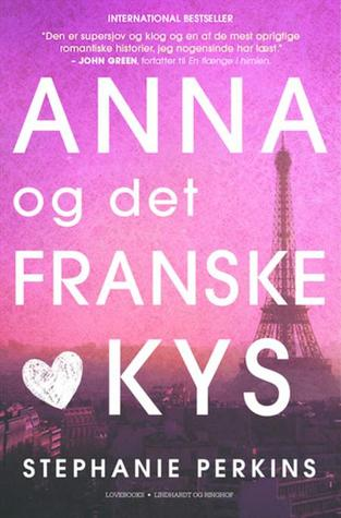 Anna og det franske kys (Anna and the French Kiss, #1)