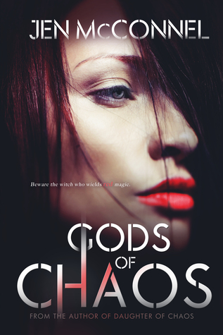 Gods of Chaos (Daughter of Chaos #2)