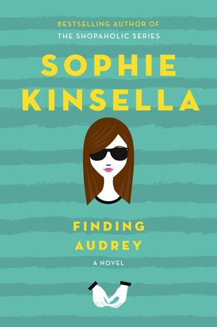 {Review} Finding Audrey by Sophie Kinsella (with Giveaway)