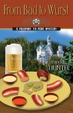 From Bad to Wurst by Maddy Hunter