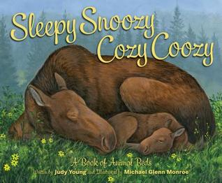 Sleepy Snoozy Cozy Coozy Animals
