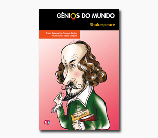 Shakespeare (Génios do Mundo #10) Margarida Fonseca Santos