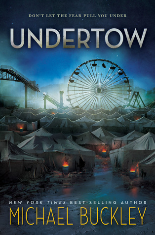 Review: Undertow by Michael Buckley (@jessicadhaluska, @michaelwbuckley)