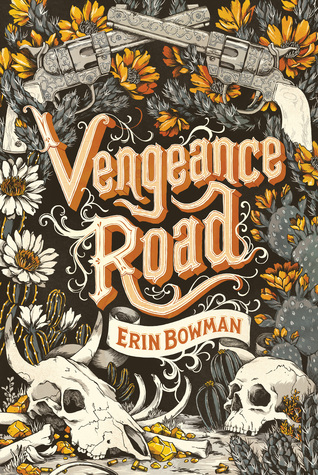 Books I Covet: Vengeance Road + Fifth Avenue Fidos