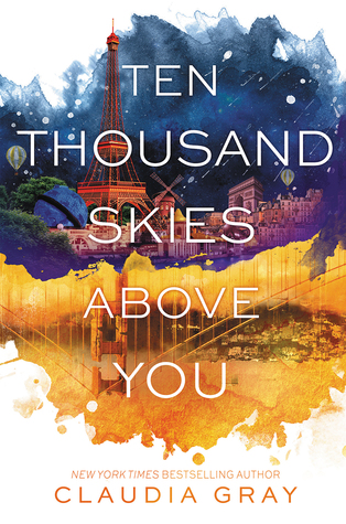 Ten Thousand Skies Above You Cover