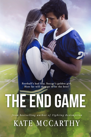 REVIEW AND GIVEAWAY:  The End Game by Kate McCarthy