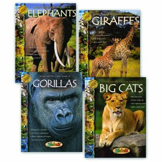 Zoobooks Exotic Animals Softcover Collection Zoobooks