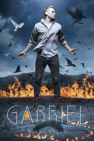 Gabriel (The Styclar Saga, #2)