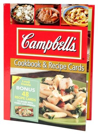 Campbell s Cookbook & Recipe Cards Editors of Favorite Brand Name Recipes