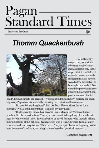 Pagan Standard Times by Thomm Quackenbush