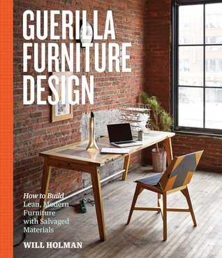 Guerilla Furniture Design by Will Holman