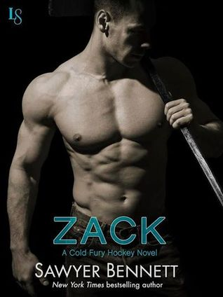 Zack (Cold Fury Hockey, #3)