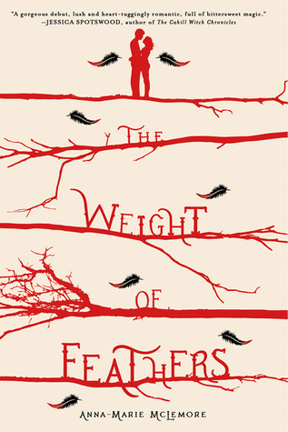7 Reasons to Read The Weight of Feathers by Anna-Marie McLemore