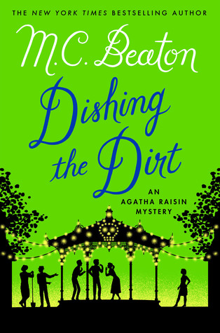 Dishing the Dirt (Agatha Raisin, #26)
