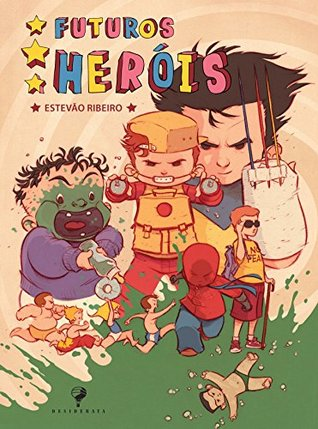 Futuros heróis Estevão Ribeiro