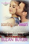 Scoring His Heart (Texas Highlanders Ice Hockey, #3)