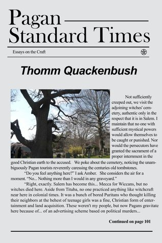 Pagan Standard Times by Thomm Quackenbush