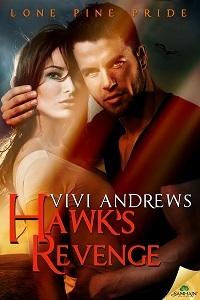 Hawk's Revenge by Vivi Andrews