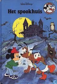 Het spookhuis  by  Walt Disney Company